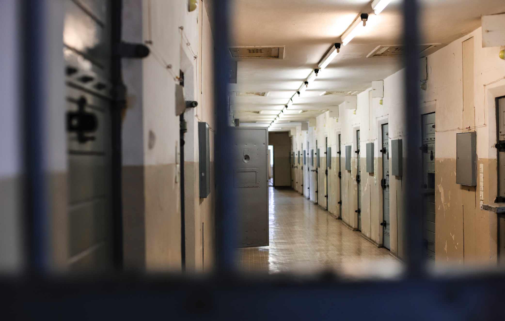 Inside Prison
