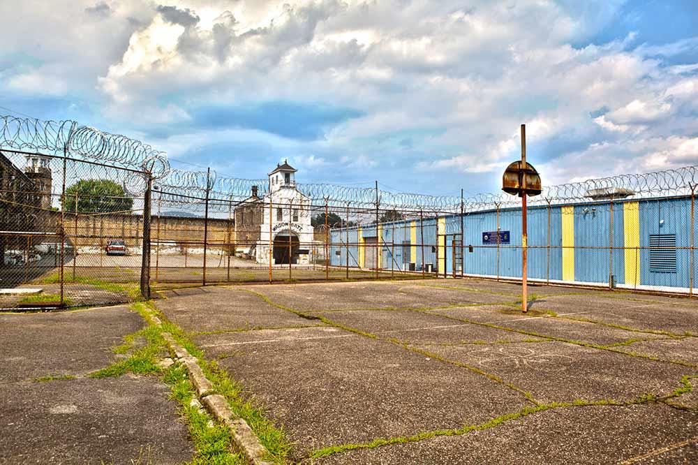 Jail Yard